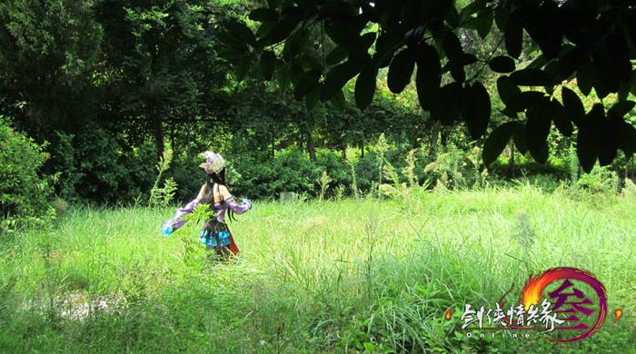 Đệ tử Ngũ Độc Giáo khoe sắc với thiên nhiên - Ảnh 8