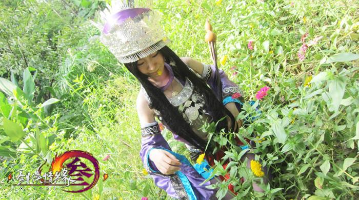 Đệ tử Ngũ Độc Giáo khoe sắc với thiên nhiên - Ảnh 14