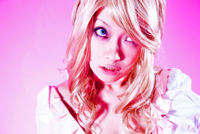 Rợn người với cosplay Bad Girl trong No More Heroes