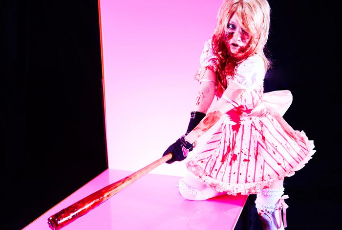 Rợn người với cosplay Bad Girl trong No More Heroes - Ảnh 32
