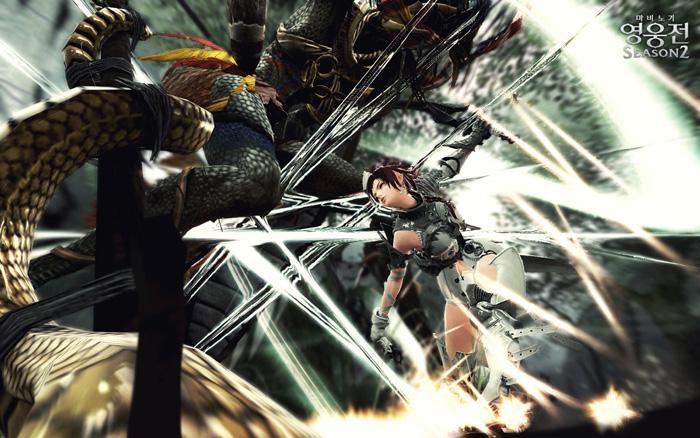 """Ngắm cận cảnh """"siêu mẫu"""" Vella trong Mabinogi Heroes - Ảnh 2"""