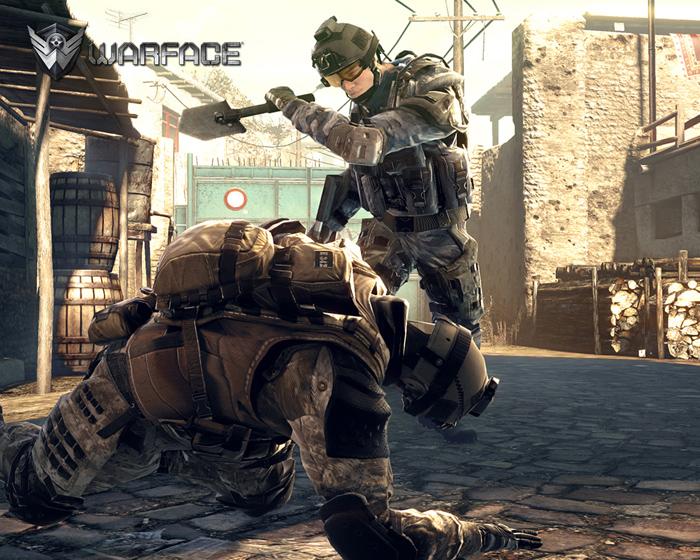 """Hình nền """"đẹp như game"""" của Warface"""
