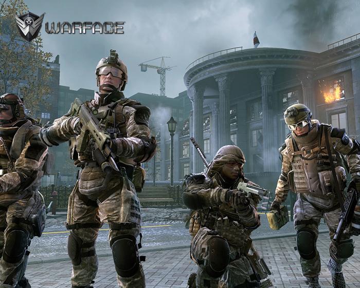 """Hình nền """"đẹp như game"""" của Warface - Ảnh 4"""