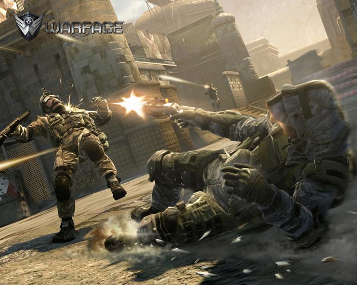 """Hình nền """"đẹp như game"""" của Warface - Ảnh 7"""