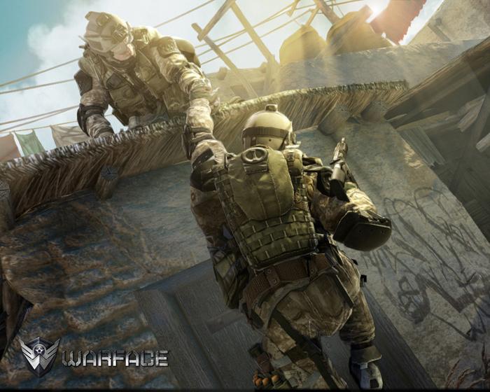 """Hình nền """"đẹp như game"""" của Warface - Ảnh 8"""