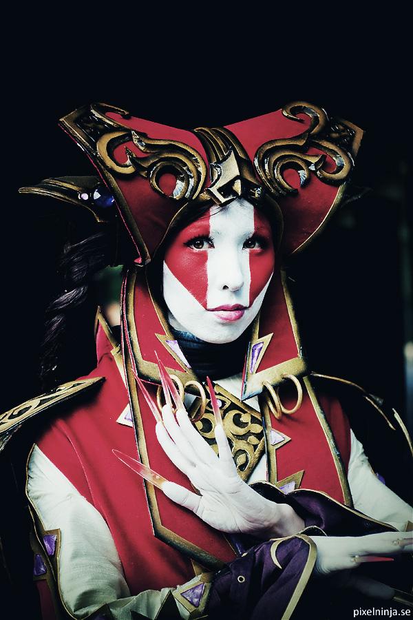 Caldeum Nobility trong Diablo III xuất hiện ngoài đời - Ảnh 3