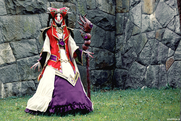 Caldeum Nobility trong Diablo III xuất hiện ngoài đời - Ảnh 7