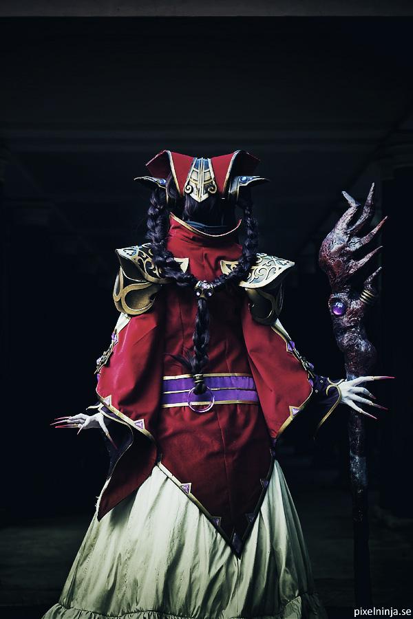 Caldeum Nobility trong Diablo III xuất hiện ngoài đời - Ảnh 8