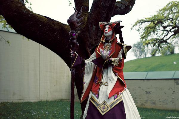 Caldeum Nobility trong Diablo III xuất hiện ngoài đời - Ảnh 11