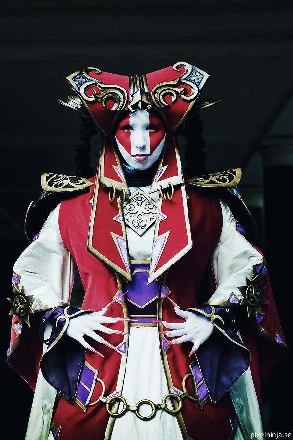Caldeum Nobility trong Diablo III xuất hiện ngoài đời - Ảnh 13