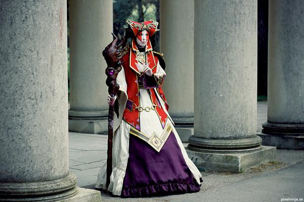 Caldeum Nobility trong Diablo III xuất hiện ngoài đời