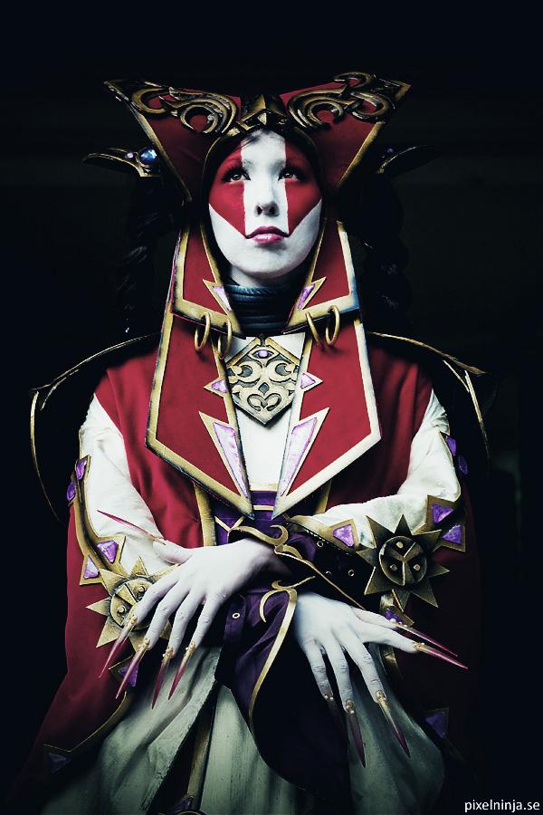 Caldeum Nobility trong Diablo III xuất hiện ngoài đời - Ảnh 15