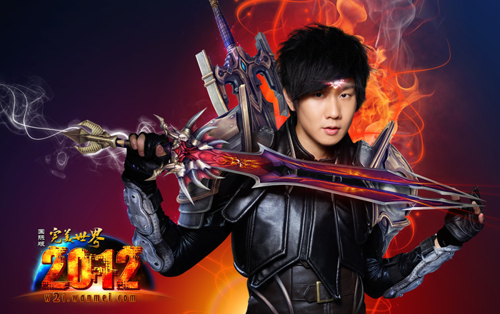 Lâm Tuấn Kiệt thể hiện cosplay Thế Giới Hoàn Mỹ 2012 - Ảnh 6