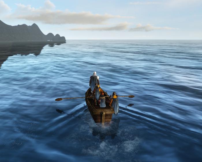 Cảnh biển đẹp như mơ trong ArcheAge - Ảnh 1