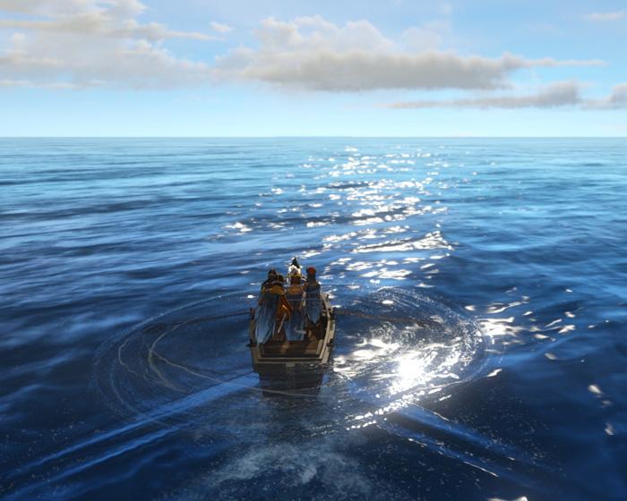Cảnh biển đẹp như mơ trong ArcheAge - Ảnh 4