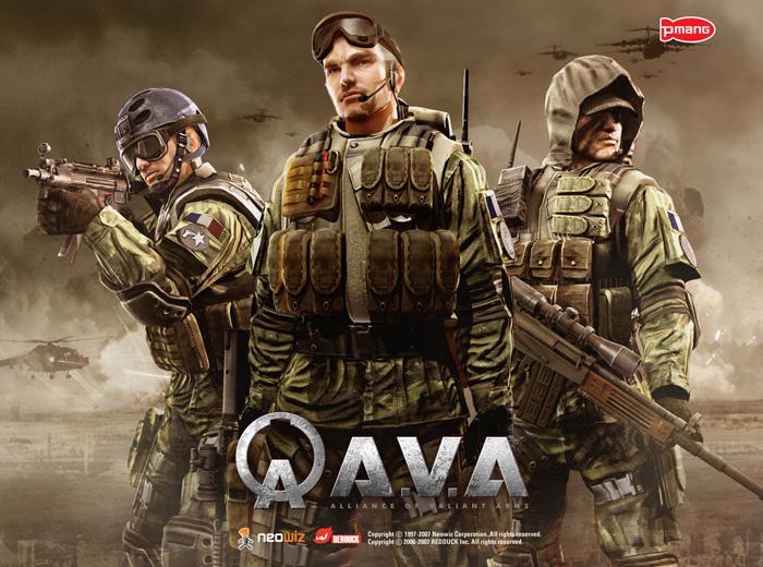 Hình nền các lớp nhân vật trong A.V.A - Ảnh 2