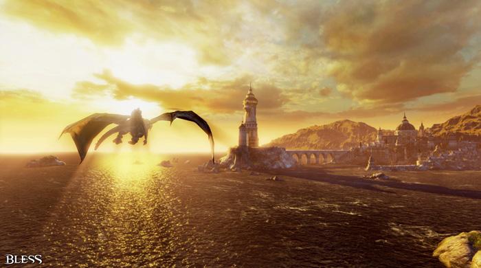 Soi cận cảnh MMORPG Bless sắp ra mắt - Ảnh 5