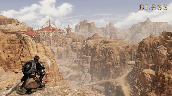 Soi cận cảnh MMORPG Bless sắp ra mắt