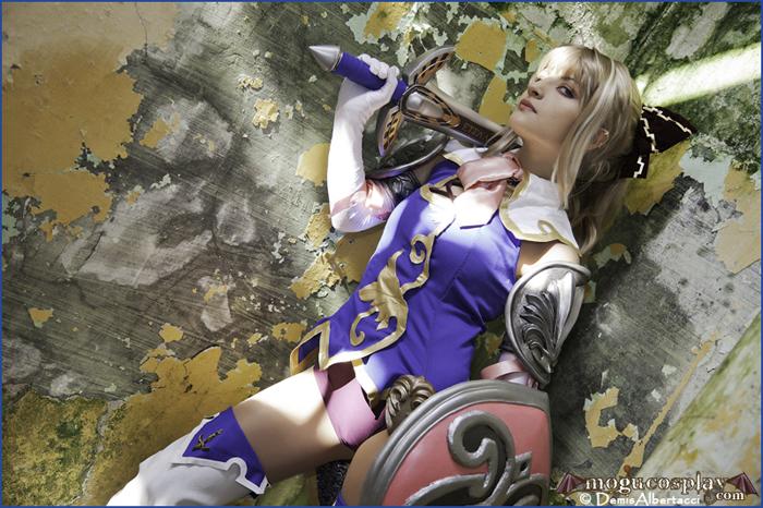 Ngắm nàng Cassandra cực xinh trong Soul Calibur IV