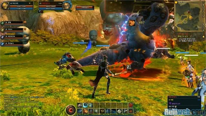 Soi cận cảnh MMORPG Asta tại Gstar 2012 - Ảnh 1