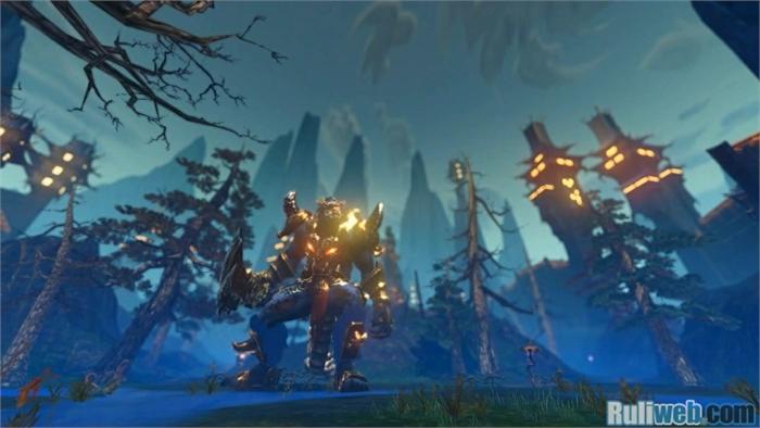 Soi cận cảnh MMORPG Asta tại Gstar 2012 - Ảnh 6