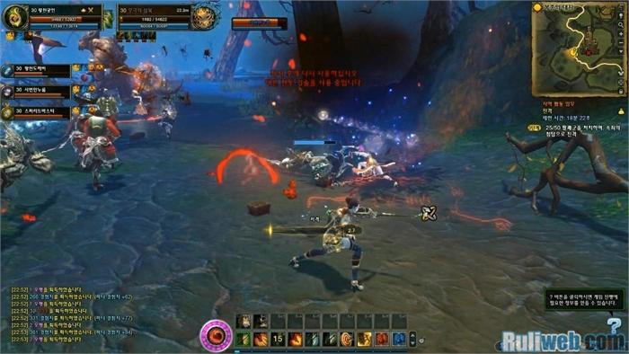 Soi cận cảnh MMORPG Asta tại Gstar 2012