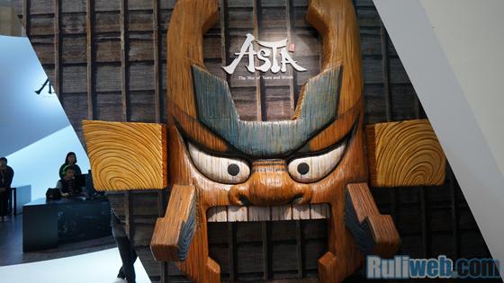 Gstar 2012: Tham quan gian hàng của Hangame - Ảnh 17