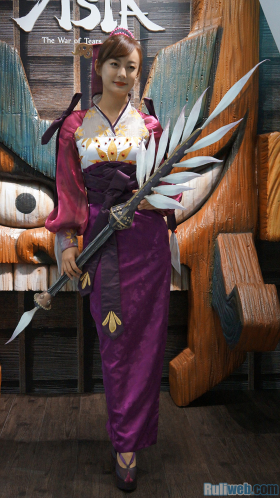 Gstar 2012: Tham quan gian hàng của Hangame - Ảnh 33