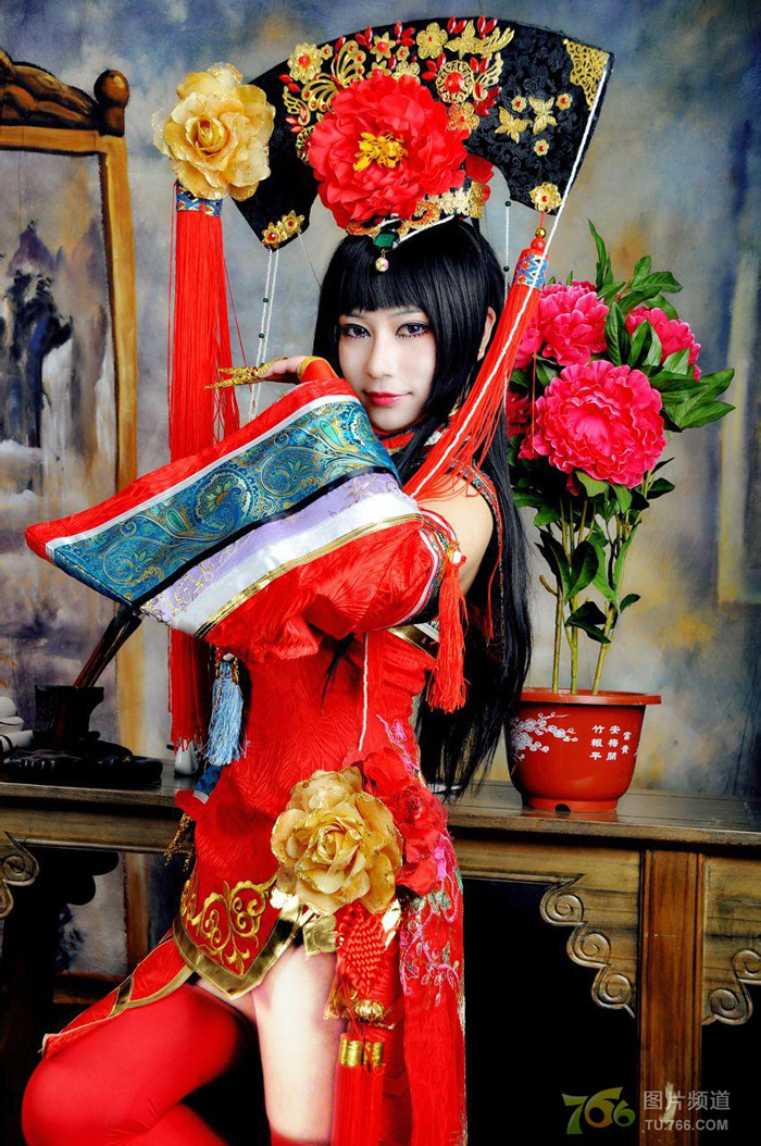 Ngắm vẻ đẹp quý phái của Kiến Ninh công chúa - Ảnh 4
