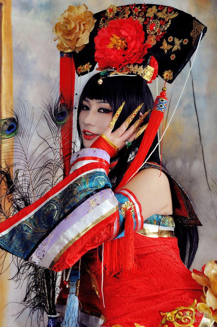 Ngắm vẻ đẹp quý phái của Kiến Ninh công chúa - Ảnh 5