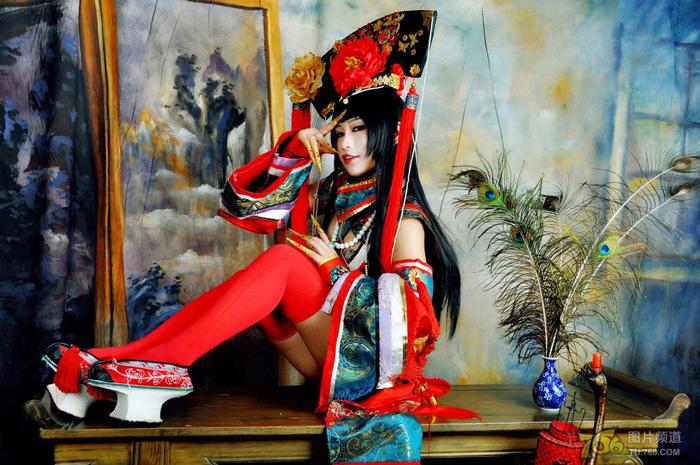 Ngắm vẻ đẹp quý phái của Kiến Ninh công chúa - Ảnh 7