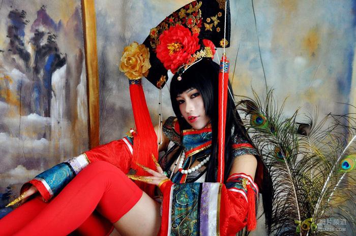 Ngắm vẻ đẹp quý phái của Kiến Ninh công chúa - Ảnh 10