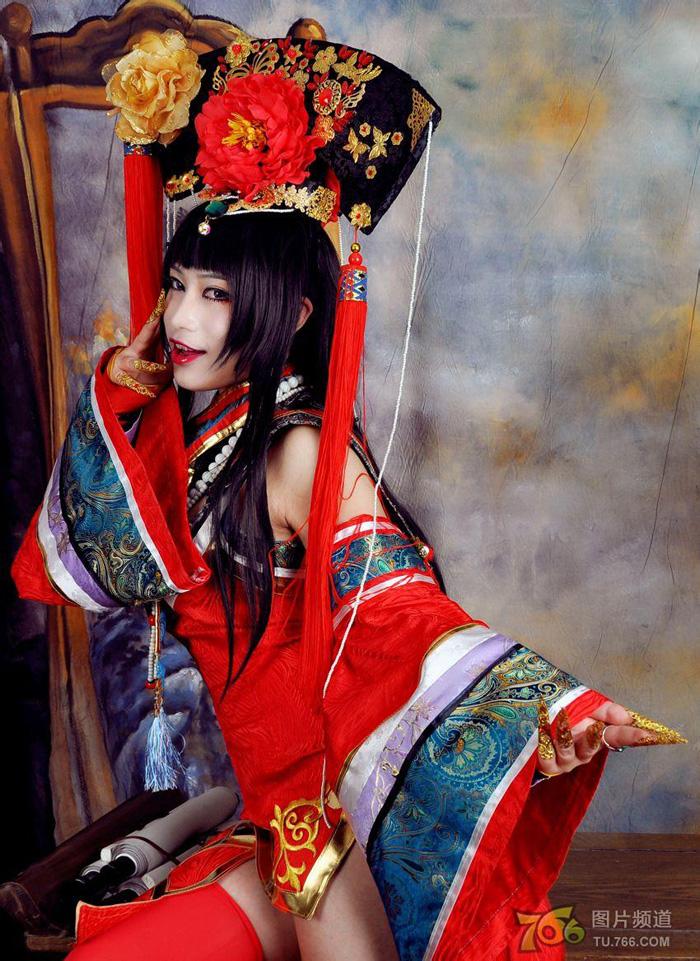 Ngắm vẻ đẹp quý phái của Kiến Ninh công chúa - Ảnh 11