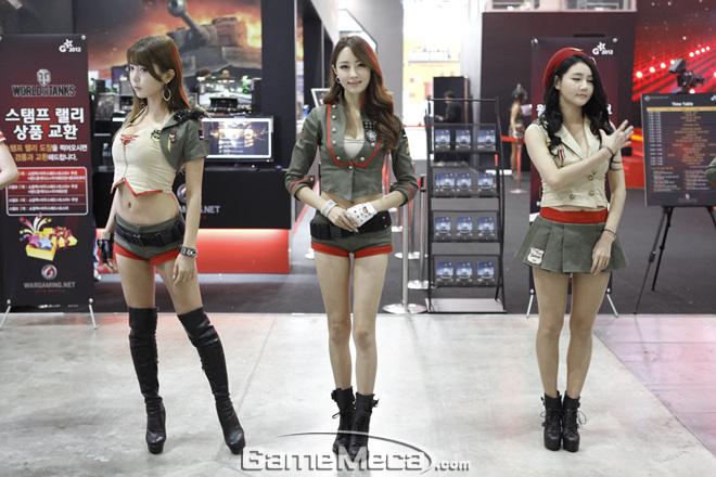 Những nữ quân nhân đáng yêu của World of Tanks - Ảnh 4