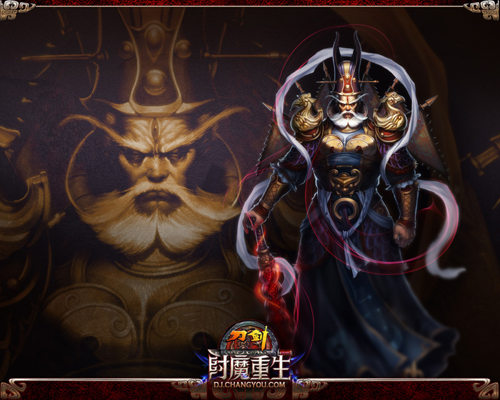 Loạt hình nền tuyệt đẹp của Đao Kiếm Anh Hùng