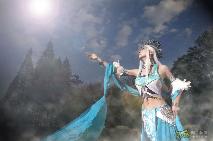 Tuyết Nữ đẹp gợi cảm trong Tần Thời Minh Nguyệt - Ảnh 5