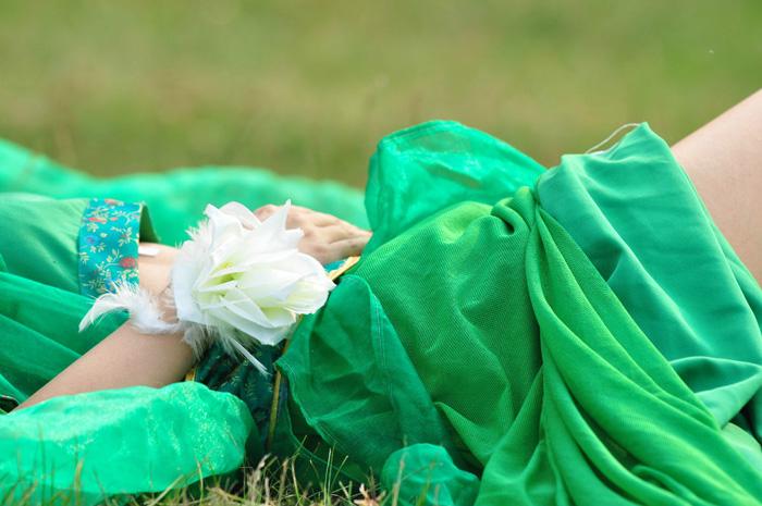 Bích Dao và tà áo xanh gợi cảm trong Tru Tiên - Ảnh 15