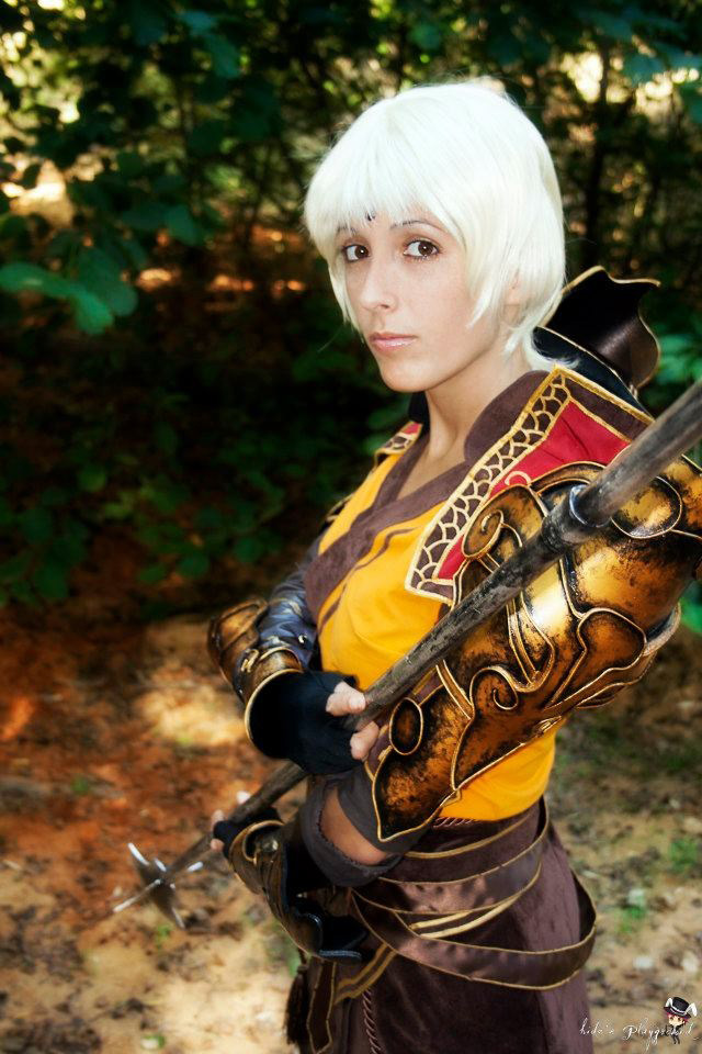 Lili và bộ ảnh cosplay về nữ thầy tu trong Diablo III - Ảnh 4