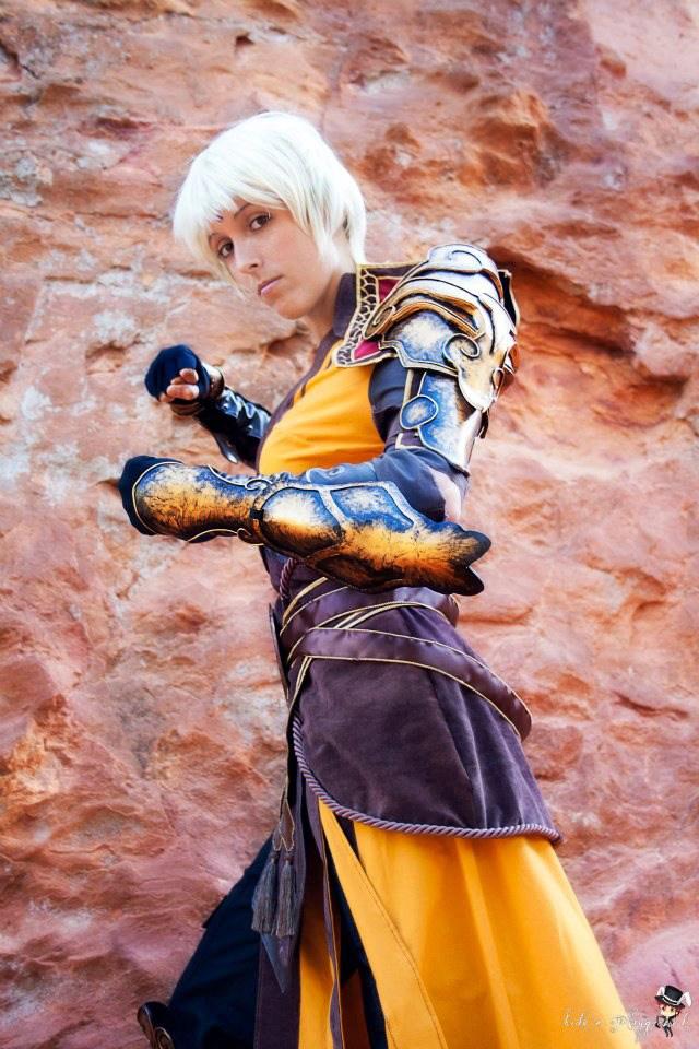 Lili và bộ ảnh cosplay về nữ thầy tu trong Diablo III - Ảnh 7