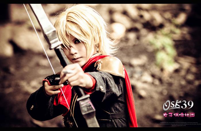 Ngắm cung thủ Trey của Final Fantasy Type-0 - Ảnh 2