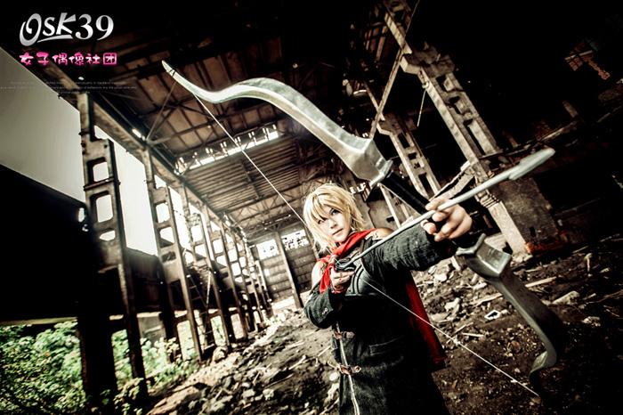 Ngắm cung thủ Trey của Final Fantasy Type-0 - Ảnh 5