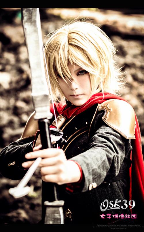 Ngắm cung thủ Trey của Final Fantasy Type-0 - Ảnh 8