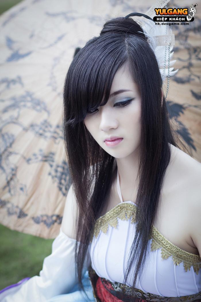 Vẻ đẹp ma quái của Cầm Sư trong Hiệp Khách Online - Ảnh 13