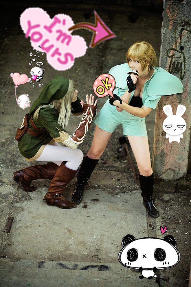 Pale Cardinal và bộ ảnh cosplay tuyệt đẹp về Link - Ảnh 2