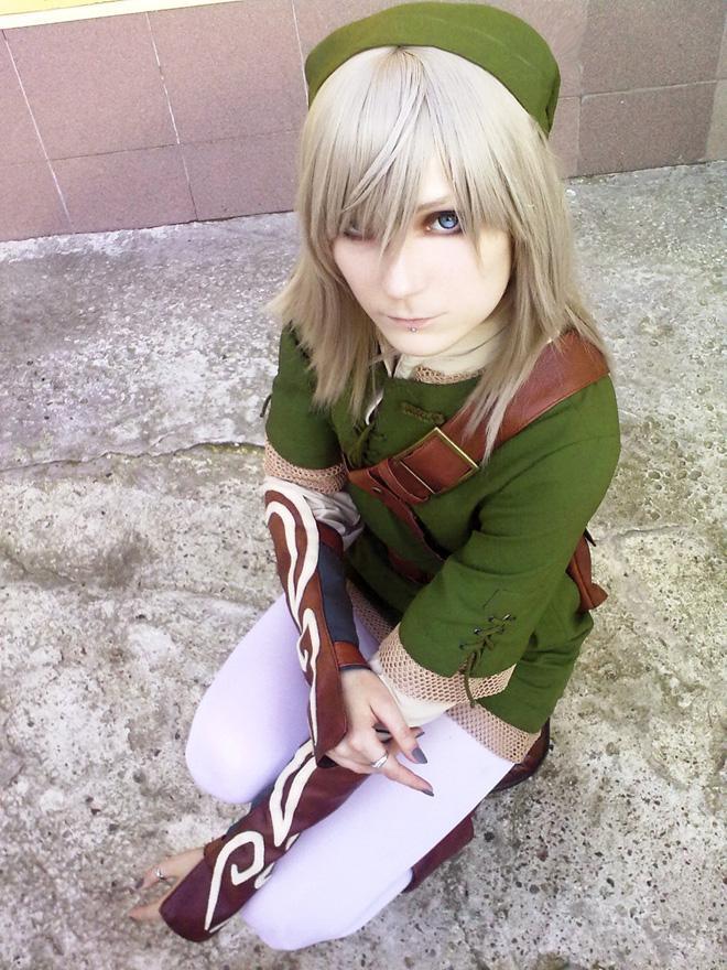 Pale Cardinal và bộ ảnh cosplay tuyệt đẹp về Link - Ảnh 9