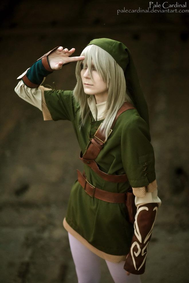 Pale Cardinal và bộ ảnh cosplay tuyệt đẹp về Link - Ảnh 10