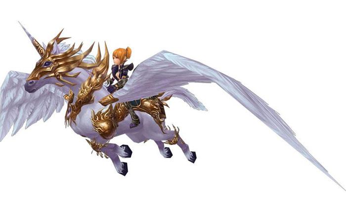 Tạo hình thú cưỡi hoành tráng trong Chrono Tales - Ảnh 1