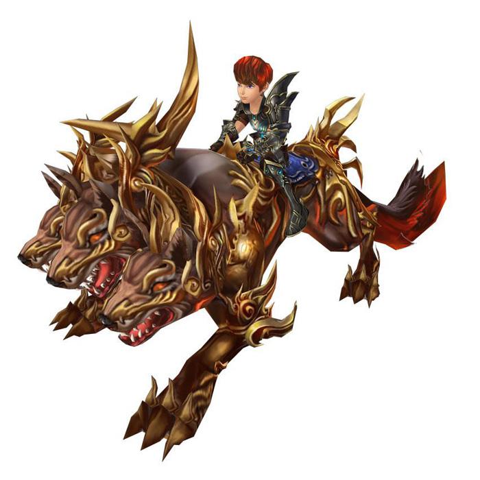 Tạo hình thú cưỡi hoành tráng trong Chrono Tales - Ảnh 4