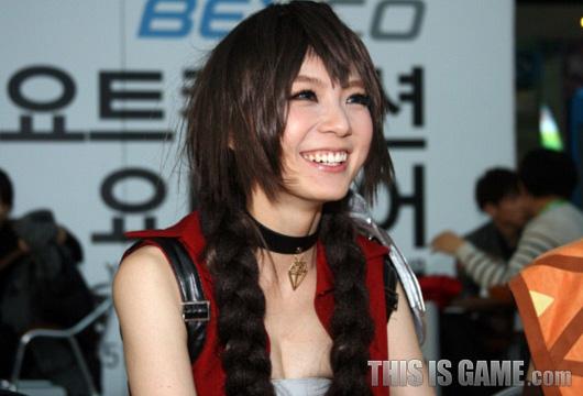 Bỏng mắt với cosplay Red Stone 2 tại Gstar 2012 - Ảnh 8
