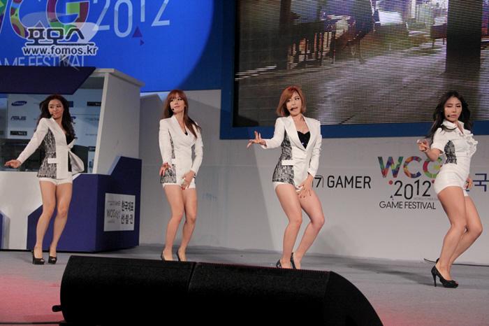 Secret cháy hết mình tại chung kết WCG Hàn Quốc 2012 - Ảnh 1